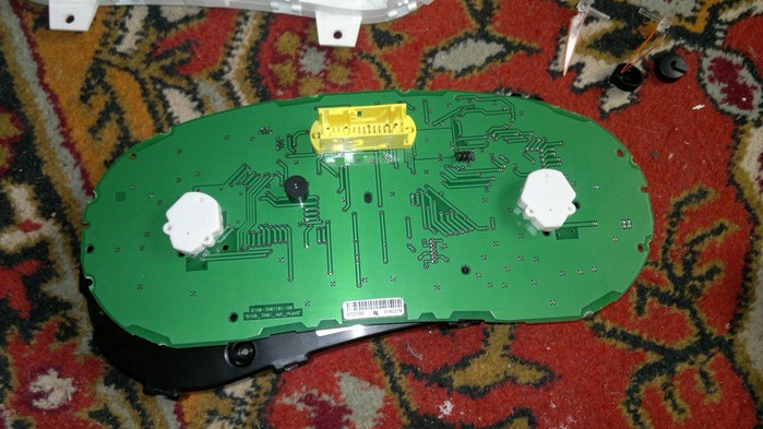 LED vastus koukku